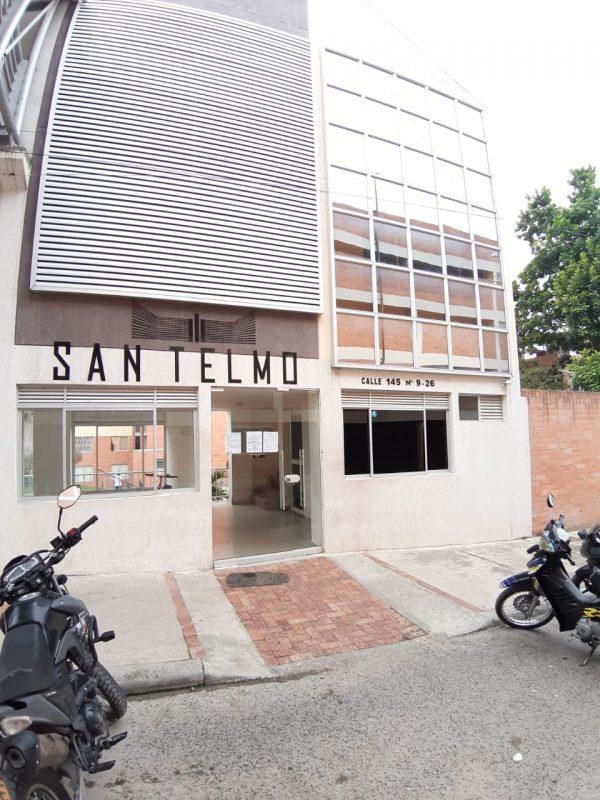 Apartamento en Conjunto San Telmo 2