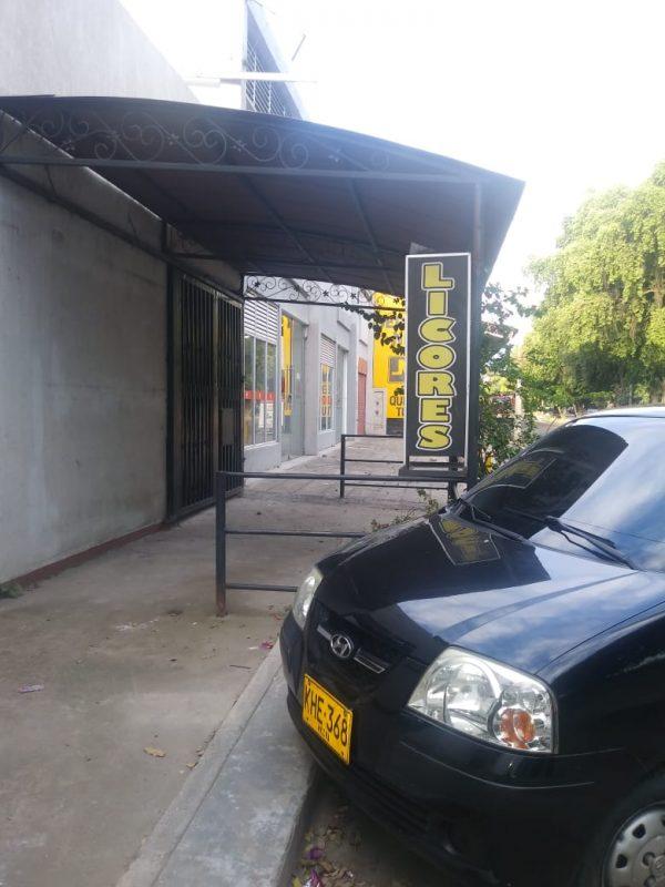 Local Zona Industrial Terminal