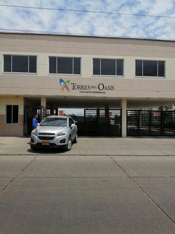 Apartamento 503 Bloque 3 Torres Del Oasis Conjunto Residencial