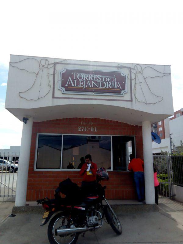 Apartamento 404 Torre C Torres de Alejandria