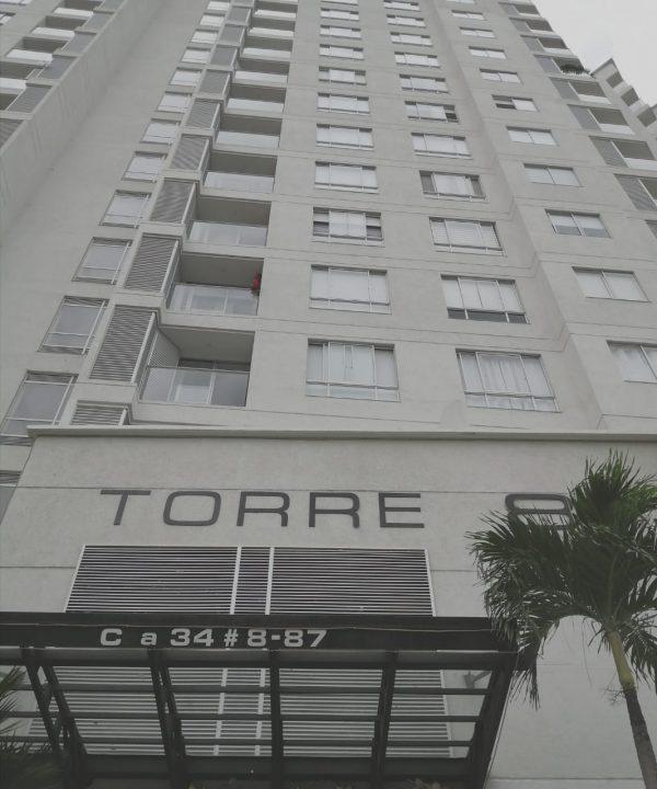 Apartamento 1102 Torre 8 – 34