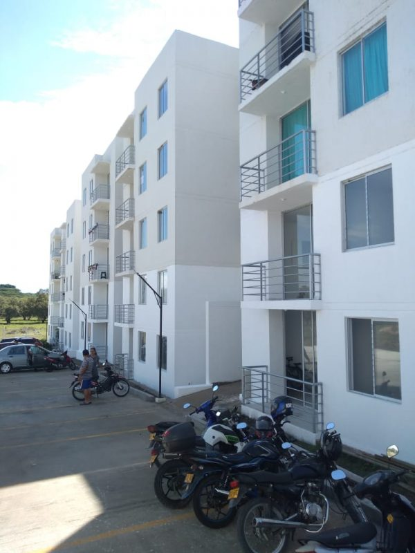 Apartamento 201 Conjunto Ciudadela Berdez