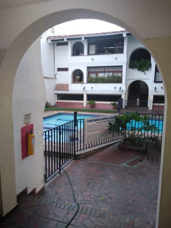 Apartamento Edificio Colonial