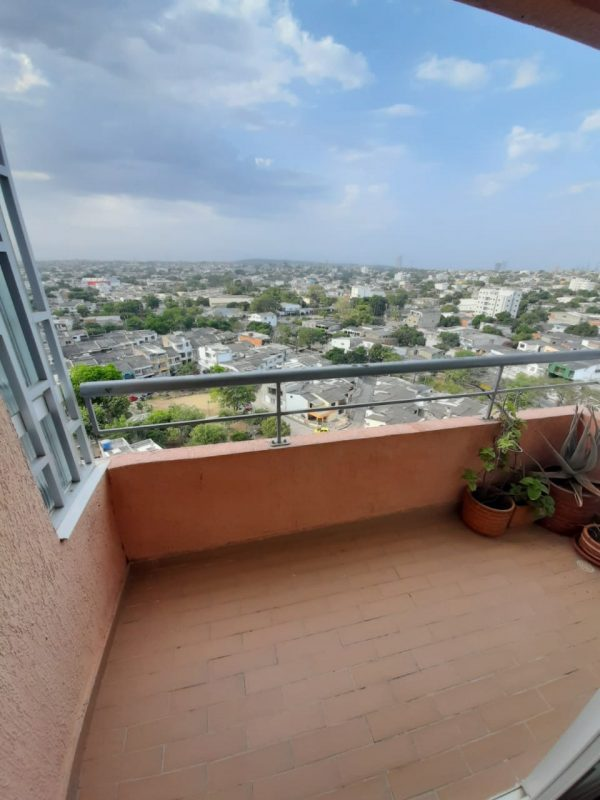 Apartamento Amoblado Edificio La Plazuela en Cartagena
