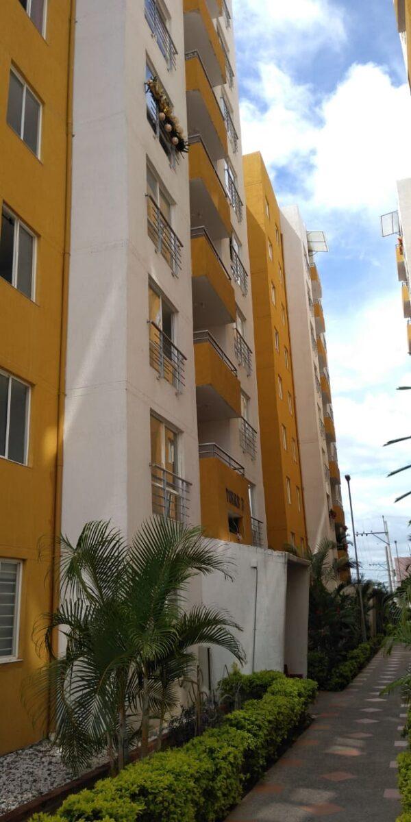 Apartamento 402 TC Conjunto Los Cedros