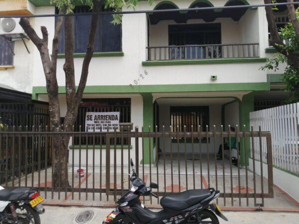Casa de 2 pisos en los Guaduales