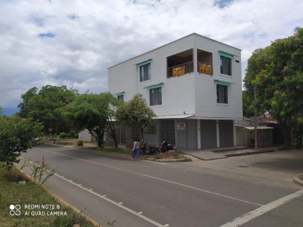 Casa de tres Pisos