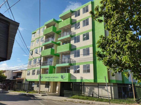 Apto 502, Edificio Andakie