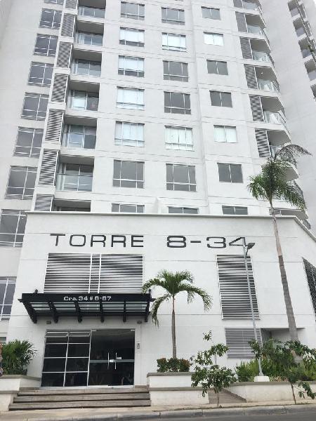 Apartamento 402 Torre 8-34