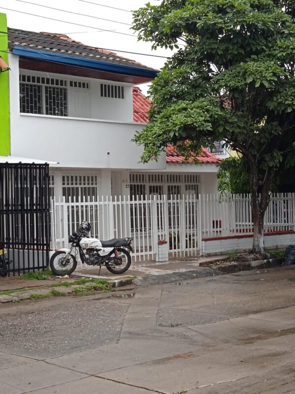 Casa en Arriendo Barrio Altico
