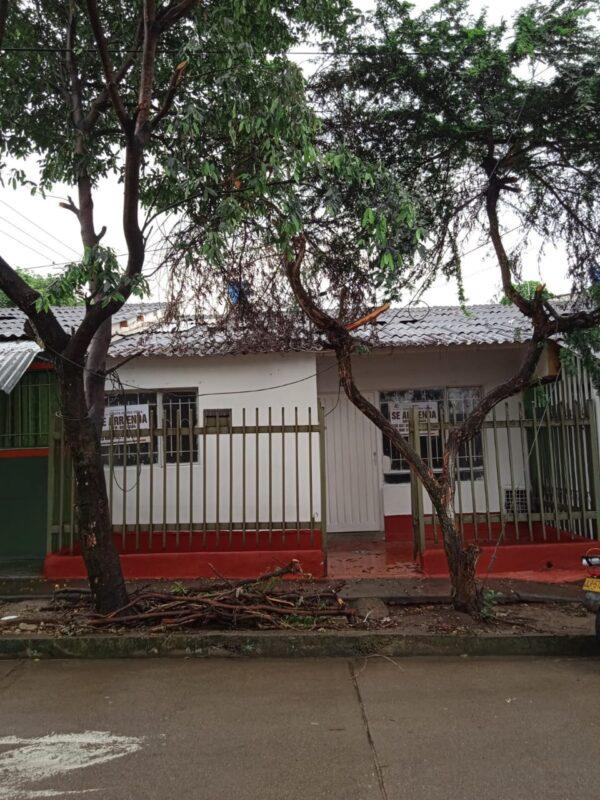 Casa en Barrio la Rioja primer piso